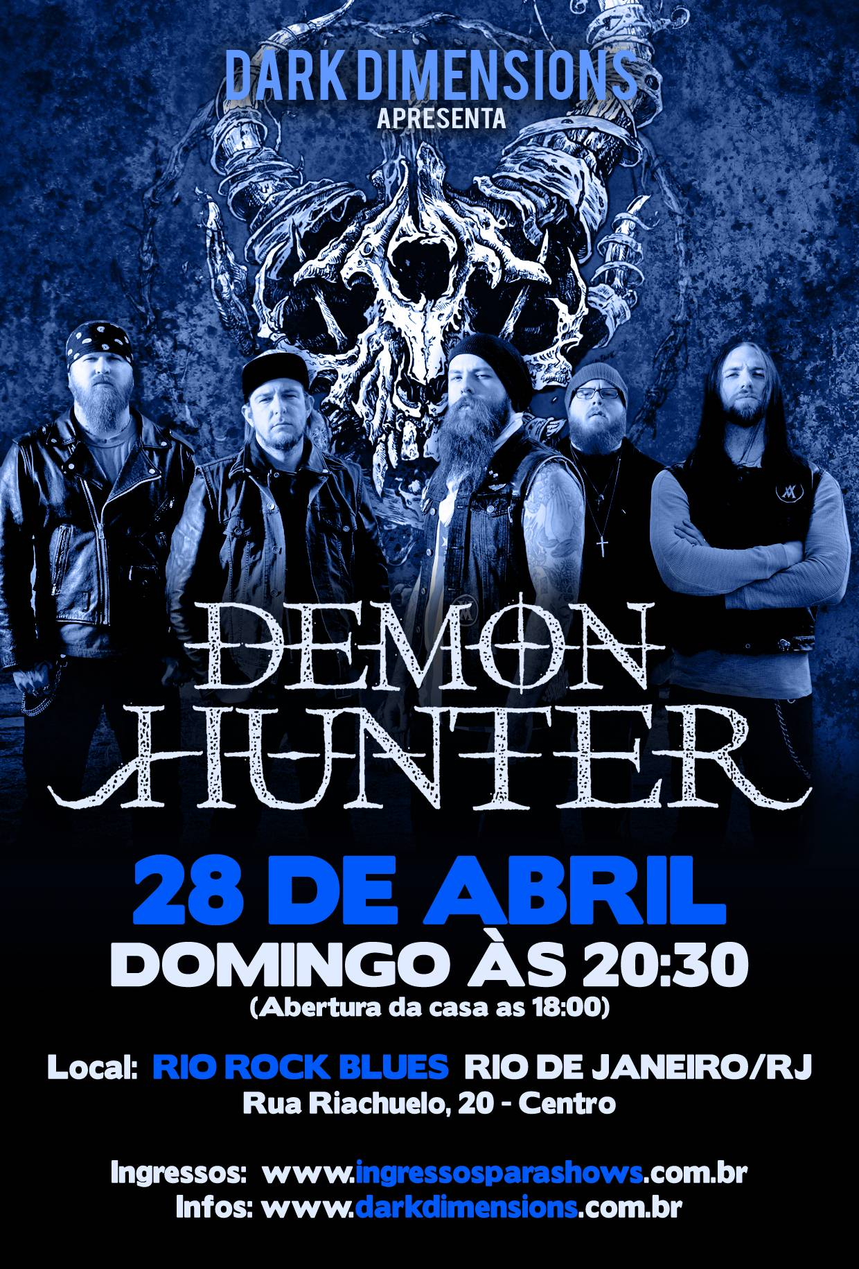 Demon Hunter - RJ