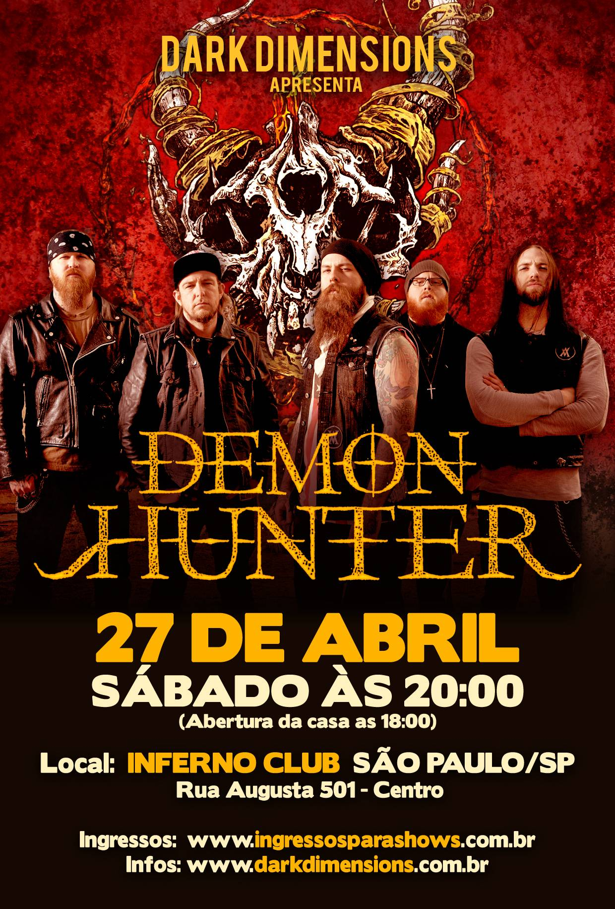 Demon Hunter - SP